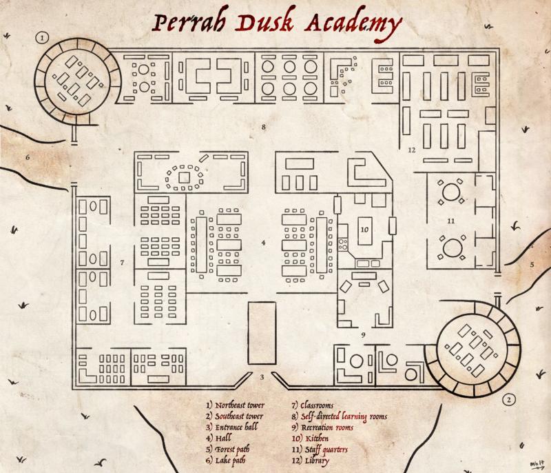 Perrah Dusk Academy